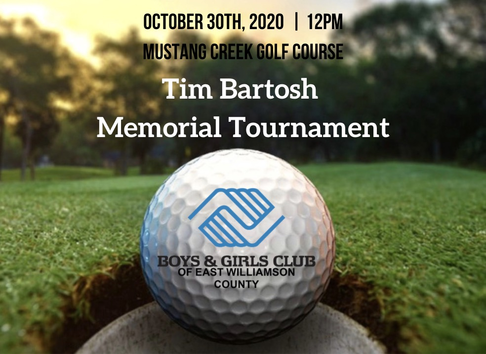 2020 Tim Bartosh Golf Tournament