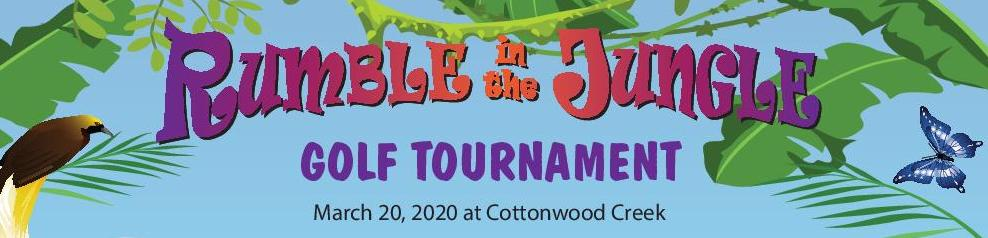 Rumble in the Jungle - Waco Golf Tournament
