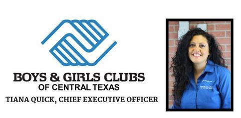Boys & Girls Club of Central Texas Announce New Chief Executive Officer