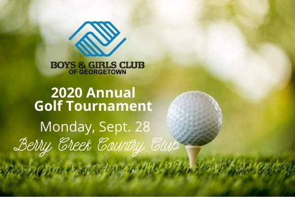 2020 Annual Golf Tournament - Georgetown